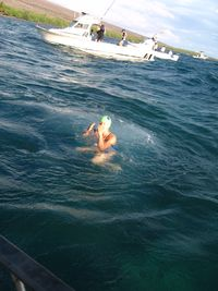 Maui Channel Swim 018