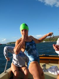 Maui Channel Swim 016